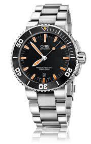ORIS Aquis Date Automatic รุ่น   01 733 7653 4159-07 8 26 01PEB