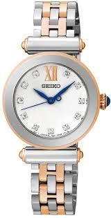 Seiko Ladies Crystal Quartz Ladies Watch รุ่น SRZ400P1