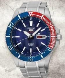 SEIKO 5 Sports Automatic Men\'s Watch รุ่น SRP551K1