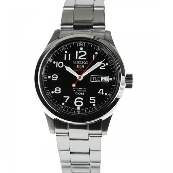 SEIKO 5 SPORTS Automatic Men\'s Watch รุ่น SRP269K1