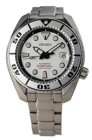 Seiko Silver Sumo (Limited Edition)  SPB029