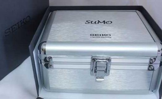 Seiko Silver Sumo (Limited Edition)  SPB029 1
