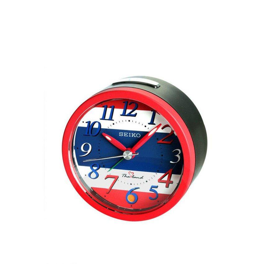 Seiko Clocks Love Thailand นาฬิกาปลุก รุ่น PAE096R