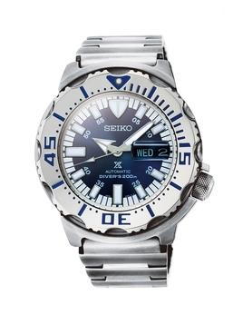 SEIKO MONSTER Limited Edition รุ่น SRP657 (ROYAL BLUE)