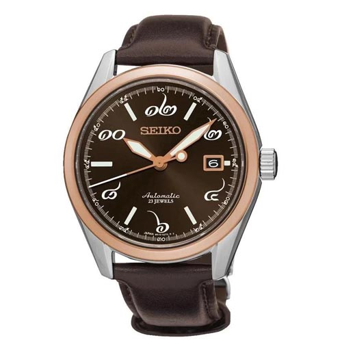 Seiko นาฬิกา SEIKO Limited Edition 234 ปี กรุงรัตนโกสินทร์ รุ่น SPB034J1