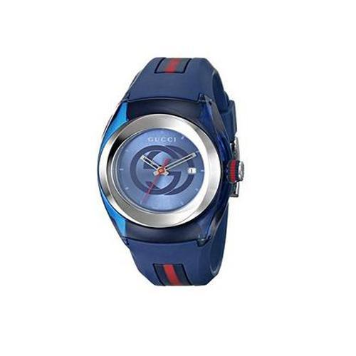 Gucci Sync Quartz Stainless Steel Unisex Watch YA137304