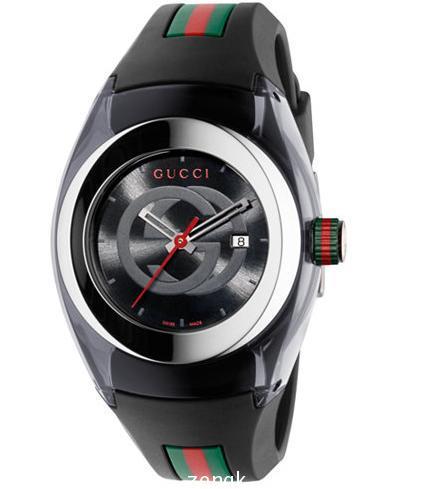 Gucci Sync Quartz Stainless Steel Unisex Watch YA137301