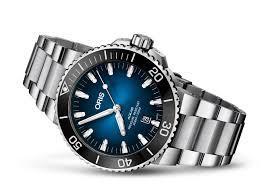 Oris Watch Aquis Clipperton Limited Edition 733 7730 4185-Set MB รุ่นใหม่ล่าสุด 2