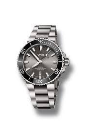 Oris Aquis Date Titanium 01 733 7730 7153-07 8 24 15PEB รุ่นใหม่