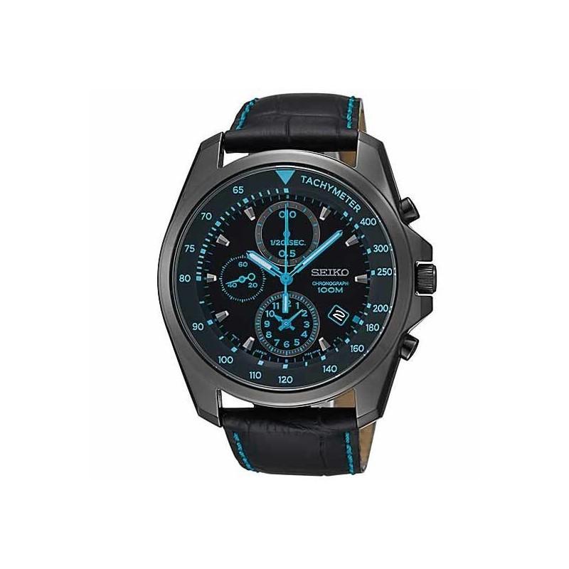 SEIKO Sportura รุ่น SNDD71P1 Quartz Chronograph Man\'s Watch