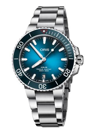 นาฬิกา สุภาพบุรุษ Oris Aquis Clean Ocean Lemited Edition 01 733 7732 4185-Set